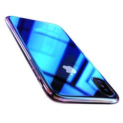 Farbverlauf Schutz Hülle für Huawei P20 Lite Backcover Handy Case