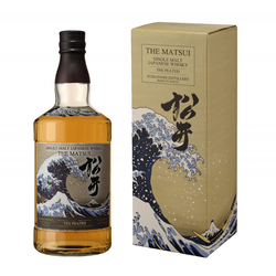 Matsui Single Malt Whisky The Peated