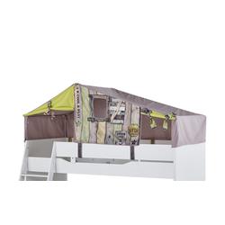 PAIDI Loft-Zelt-Dach Vintage  Fiona ¦ mehrfarbig ¦ Maße (cm): B: 90 H: 72