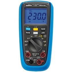 Metrix MTX 204 Hand-Multimeter digital Grafik-Display CAT III 600V Anzeige (Counts): 6000