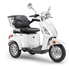 LUXXON E3800 800 Watt 20 km/h weiß