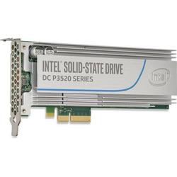 Intel SSD Flash DC P3520, 2TB, PCI-Express (2000GB, PCI-Express), SSD