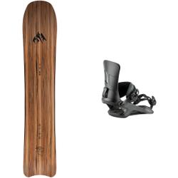Jones Snowboard - Pack Hovercraft 2021 - Snowboard Sets inkl. Bdg.