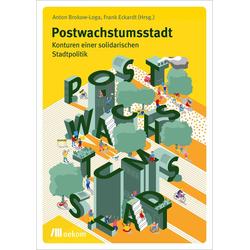 Postwachstumsstadt als Taschenbuch von