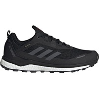 adidas Terrex Agravic Flow GTX M core black/grey six/solar orange 46