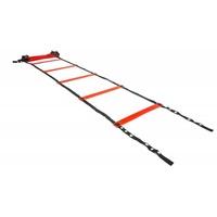 Gymstick Speed Ladder schwarz/rot