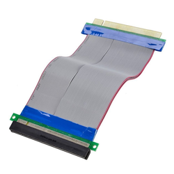 adaptare adaptare 49113 PCIe x16 Riser-Kabel 15 cm Computer-Kabel