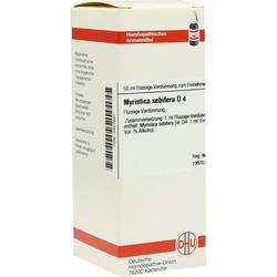 MYRISTICA SEBIF D 4