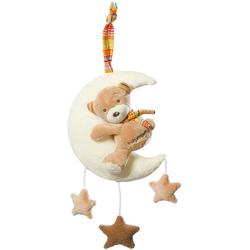 Fehn Spieluhr Rainbow Teddy im Mond