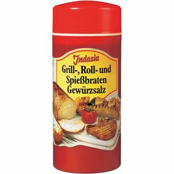 Grill-, Roll- und Spießbraten-Gewürzsalz - Indasia