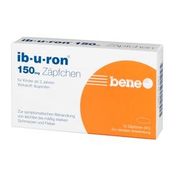 IB-U-RON 150 mg Suppositorien 10 St