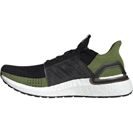 adidas Ultraboost 19 black-olive/ white, 45.5