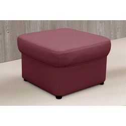 DOMO collection Hocker rot