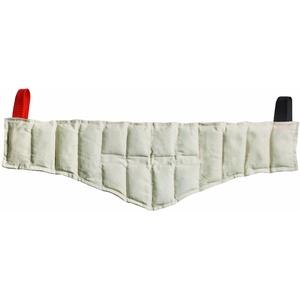 Wärmekissen (für den Nacken), Warme Kompresse, 61 x 15 x 2,5 cm