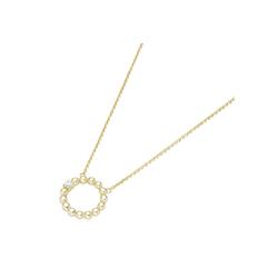 Luigi Merano Collier mit Brillant, Gold 585
