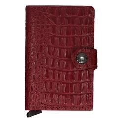 Lavard Rote Brieftasche Red Nile 72549