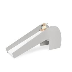Pinolino Indoor-Rutsche Lotta, grau/weiß