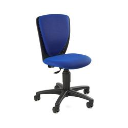 TOPSTAR Schreibtischstuhl Drehstuhl MAXX Kid 90 blau blau