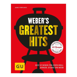 Weber's Greatest Hits Grillbuch Rot