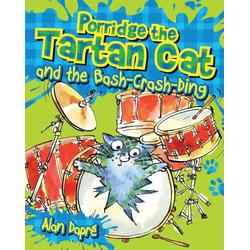 Porridge the Tartan Cat and the Bash Crash Ding: eBook von Alan Dapré
