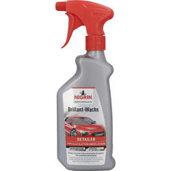 Nigrin Brillant Wachs Turbo 500 ml