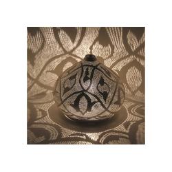 Casa Moro Nachttischlampe Orientalische Stehlampe Qahira D28