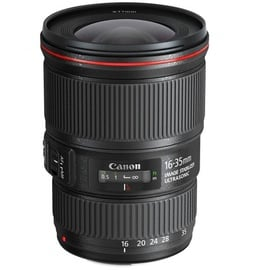 Canon EF 16-35 mm F4,0L IS USM