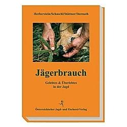 Jägerbrauch - Buch