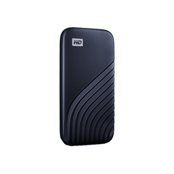 WD My Passport SSD 500GB, USB-C 3.2 (10 Gbit/s) SSD 2,5