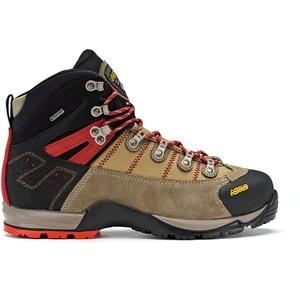 Asolo Fugitive GTX Schuhe Herren schwarz/braun UK 13,5 | EU 49 2021 Trekking- & Wanderschuhe