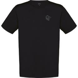Norrona - /29 Cotton Skull T-Shirt M'S Caviar - T-Shirts - Größe: M