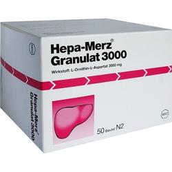 HEPA MERZ GRANULAT 3000