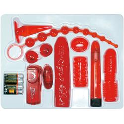 You2Toys Erotik-Toy-Set Red Roses, 9-tlg.
