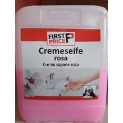 First Price Cremeseife rosa