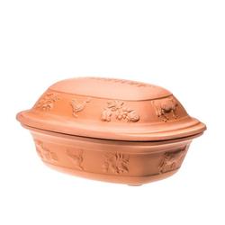 RÖMERTOPF Römertopf Rustico 5 kg Bräter Keramik Gartopf