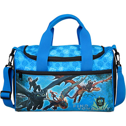 Sporttasche Dragons blau Modell 1