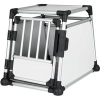 TRIXIE Transportbox Aluminium M 55 × 62 × 78 cm