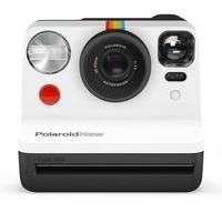 Polaroid Now schwarz Weiß