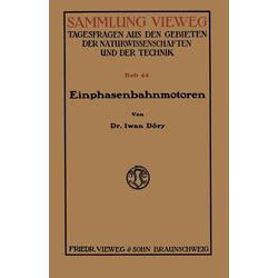 Einphasenbahnmotoren: eBook von Iwan Döry