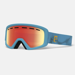 Kinder Skibrille Giro Rev Tie Dye Namuk, Gr. One_Size - Kinder Skibrille