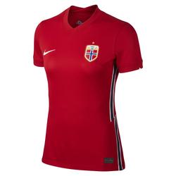 Norwegen 2020 Stadium Home Damen-Fußballtrikot - Rot, size: M