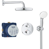 GROHE Grohtherm Duschsystem chrom 34727000