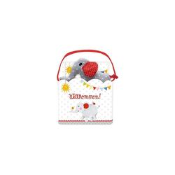 Coppenrath Album BabyGlück: Willkommen, Geschenkset