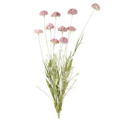 Kunstblume Wiesenblumen Blumenstrauß Kunstpflanzen 1 Stk 60 cm rosa Wiesenblumen, matches21 HOME & HOBBY, Höhe 60 cm, Indoor rosa