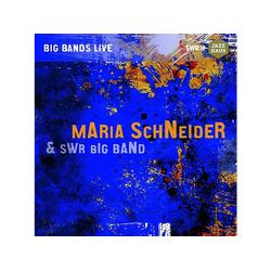 Maris Schneider, The Swr Big Band - Maria Schneider & SWR (CD)