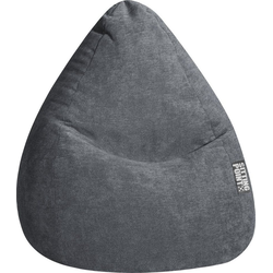 Sitting Point Sitzsack Sitzsack ALFA XXL grau