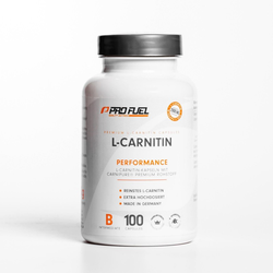 ProFuel L-Carnitin, 100 Kapseln Dose