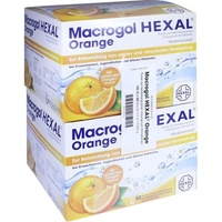 Hexal Macrogol HEXAL Orange 100 St.