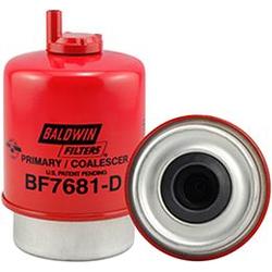 Vorfilter für Kraftstoff- Baumaschine - LISSMAC - FS 60 (Perkins 6 zyl - )