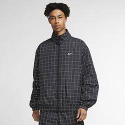 NikeLab Flash-Track-Jacket für Herren - Schwarz, size: L